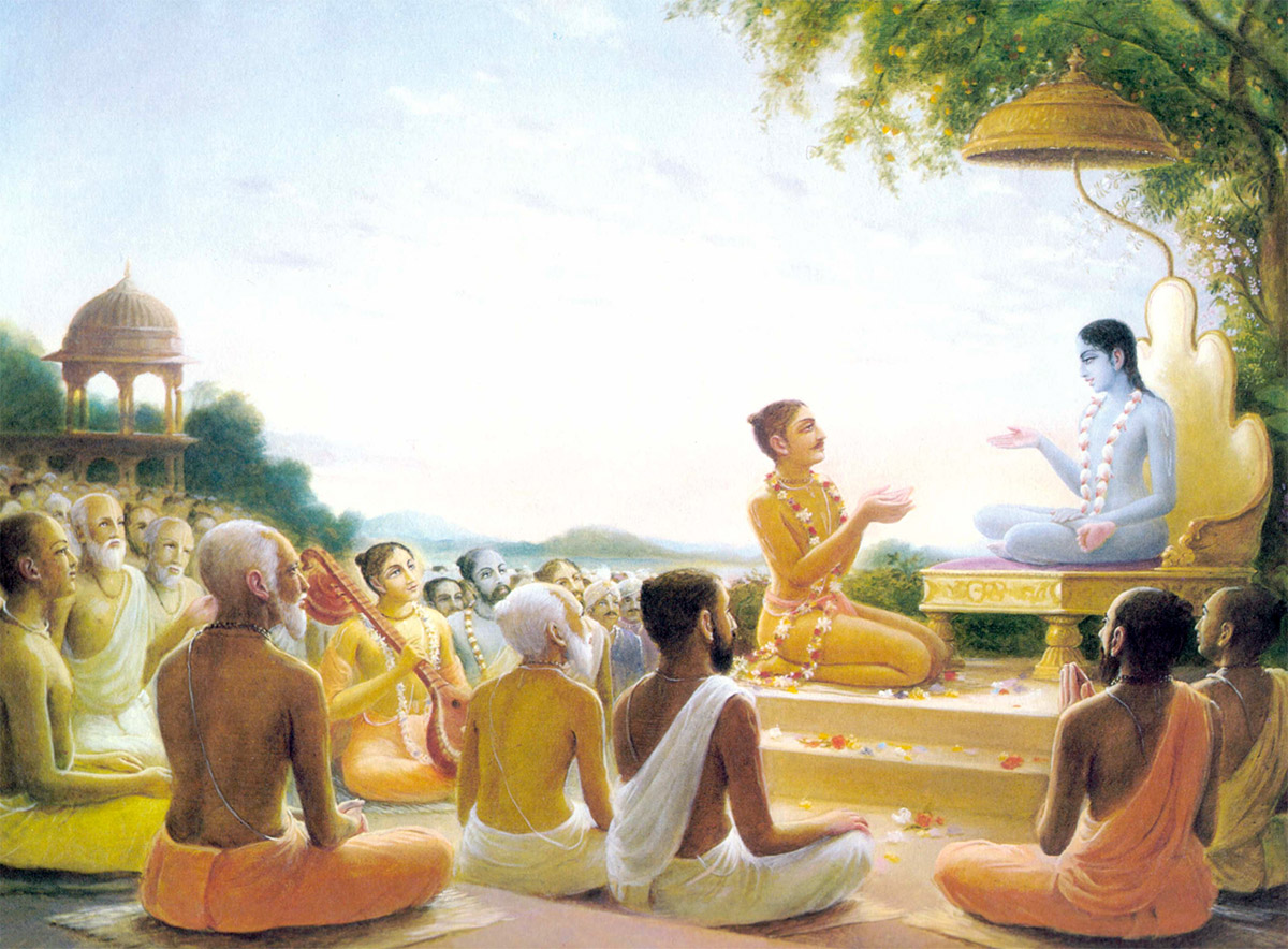 The Ten Subjects of Srimad Bhagavatam