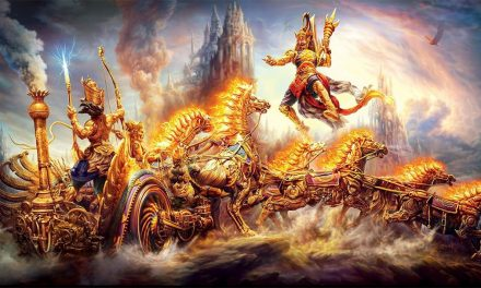 Mahabharata: The Great War and World History