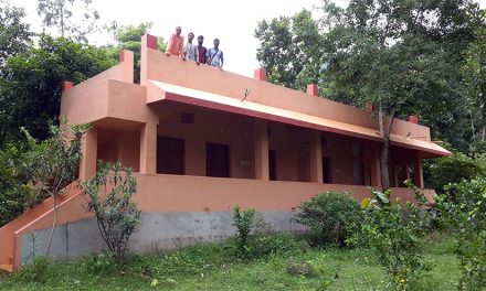 Update on Building Rooms for Sadhus in the Forests of Odisha