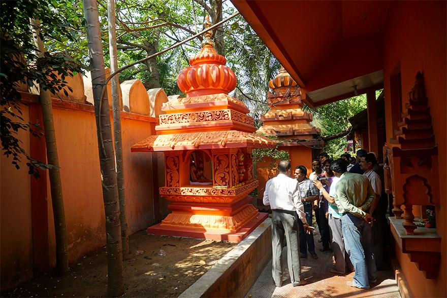 The Glorious Departure of Radhakanta Das