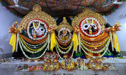 How Daru Brahma Jagannatha Came to Our Ashram for Conducting Ratha Yatra