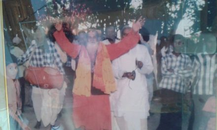 The Prophecy of 106 Year Old Harinama Pracharaka Baba