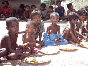 Relief Needed for Children Affected by Tsunami