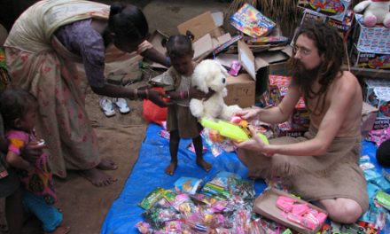Toys for the Children of Randiya