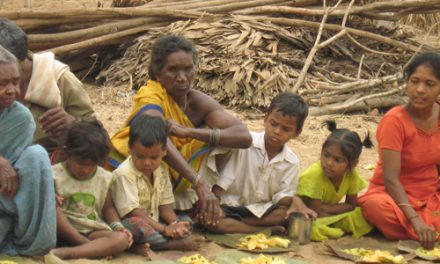 Food Relief launched in Andhra Pradesh