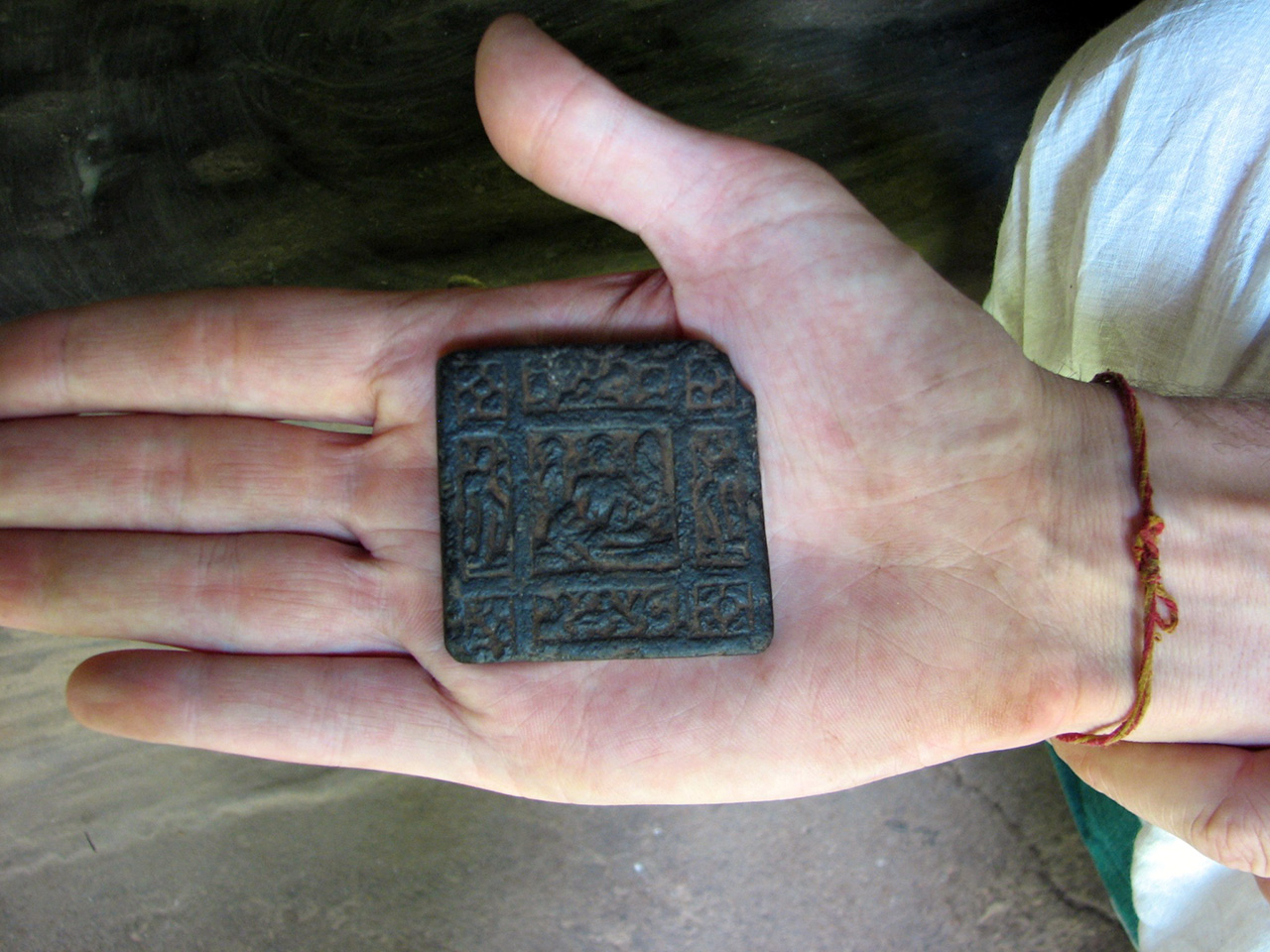 Mystery of the Ancient Stone Tablet Finally Solved
