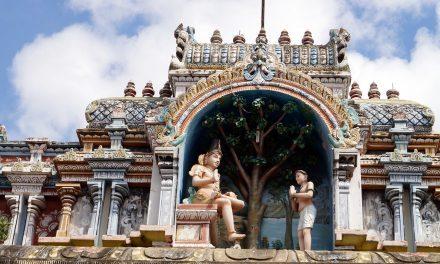 Avudaiyar Shiva Temple and the Shaivite Saint Manikkavasakar